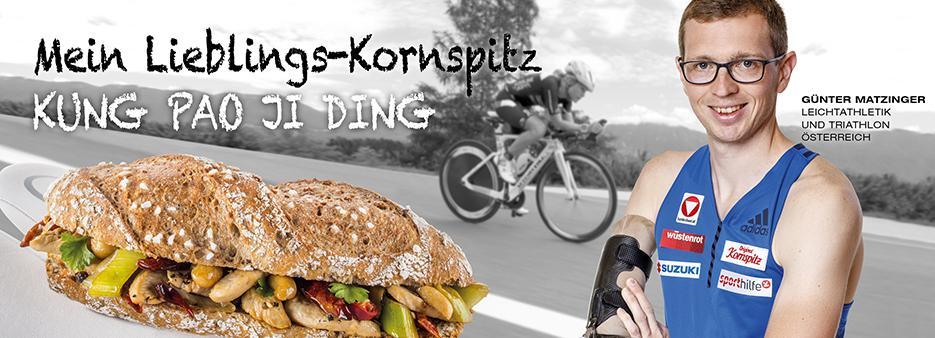 backaldrin, Kung Pao, Matzinger, Kornspitz - Sportteam