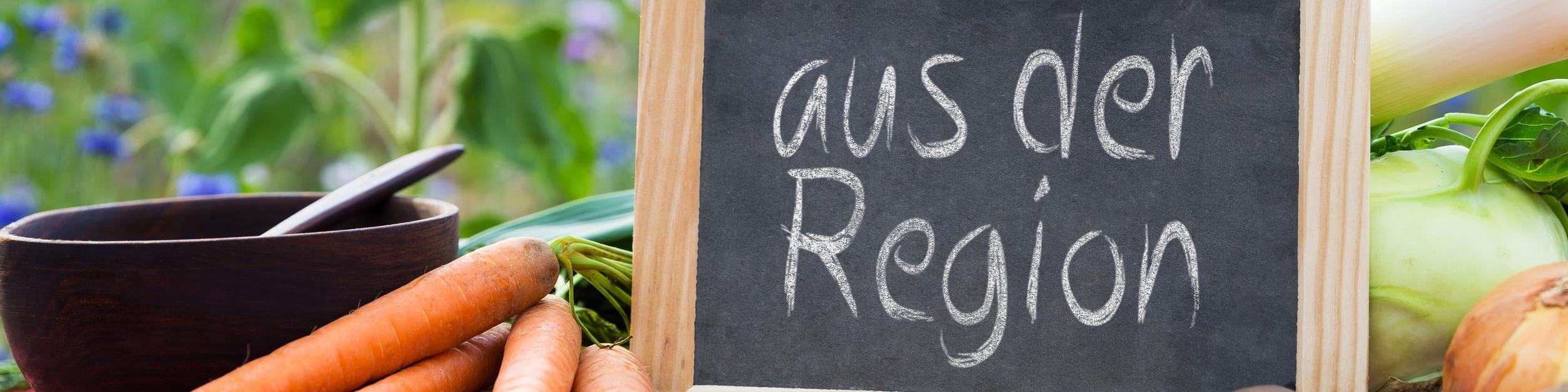 backaldrin, Gemüse aus der Region