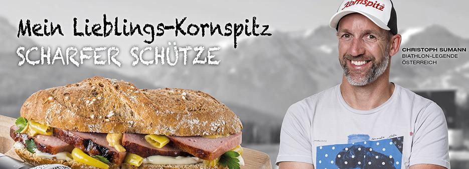 backaldrin, Sumann, Kornspitz - Sportteam