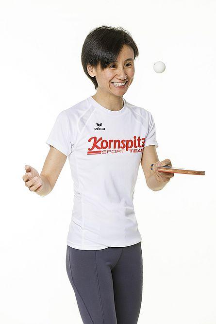 Kornspitz, backaldrin, Tischtennis, Liu Jia, Kornspitz - Sportteam
