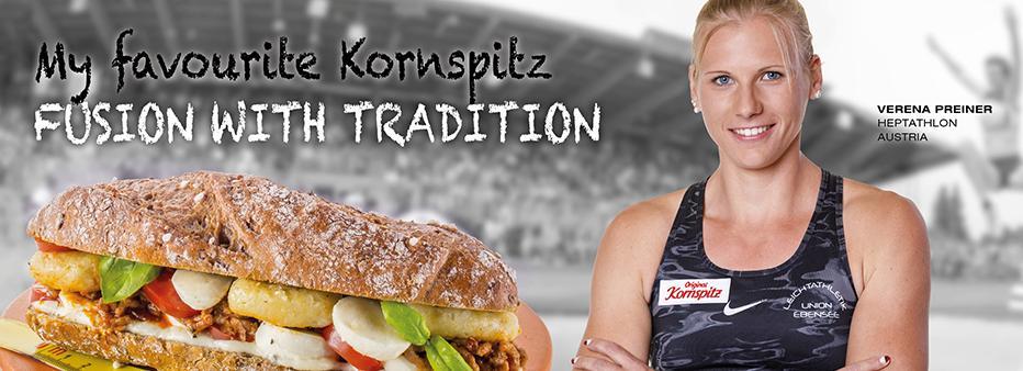 backaldrin, Verena Preiner, Kornspitz - Sportteam