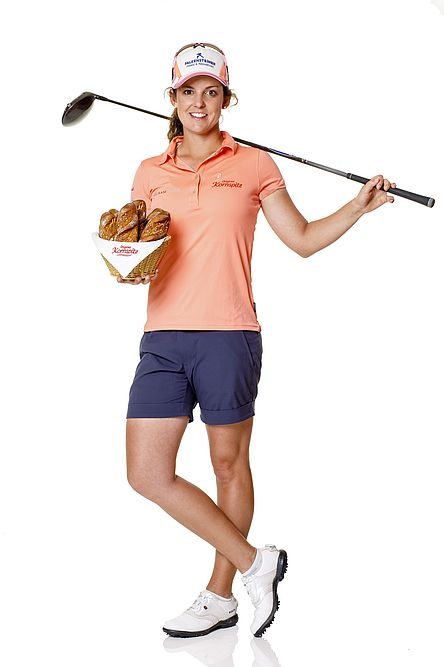 Kornspitz, backaldrin, Golf, Christine Wolf, Kornspitz - Sportteam