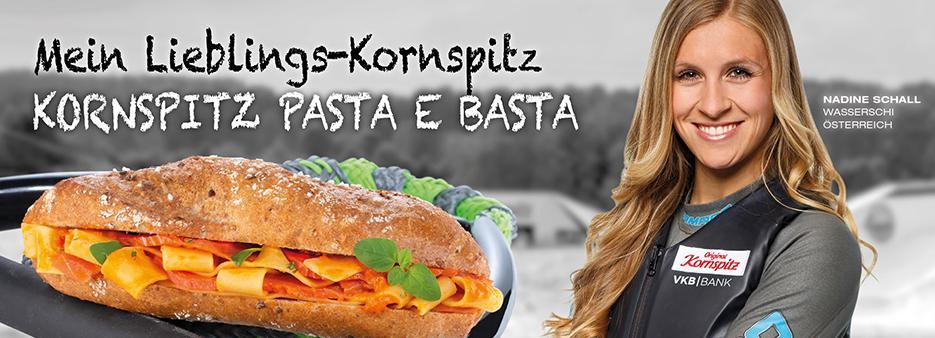 backaldrin, Schall, Kornspitz - Sportteam