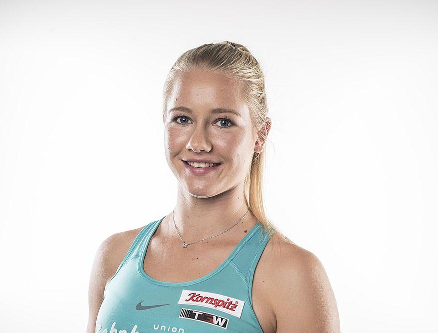 Kornspitz, backaldrin, Leichtathletik, Sarah Lagger, Kornspitz - Sportteam