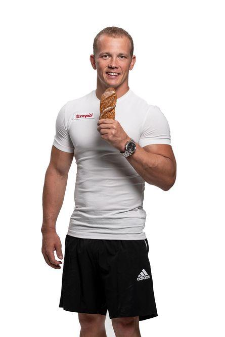 Kornspitz, backaldrin, Turnen, Fabian Hambüchen,Kornspitz - Sportteam