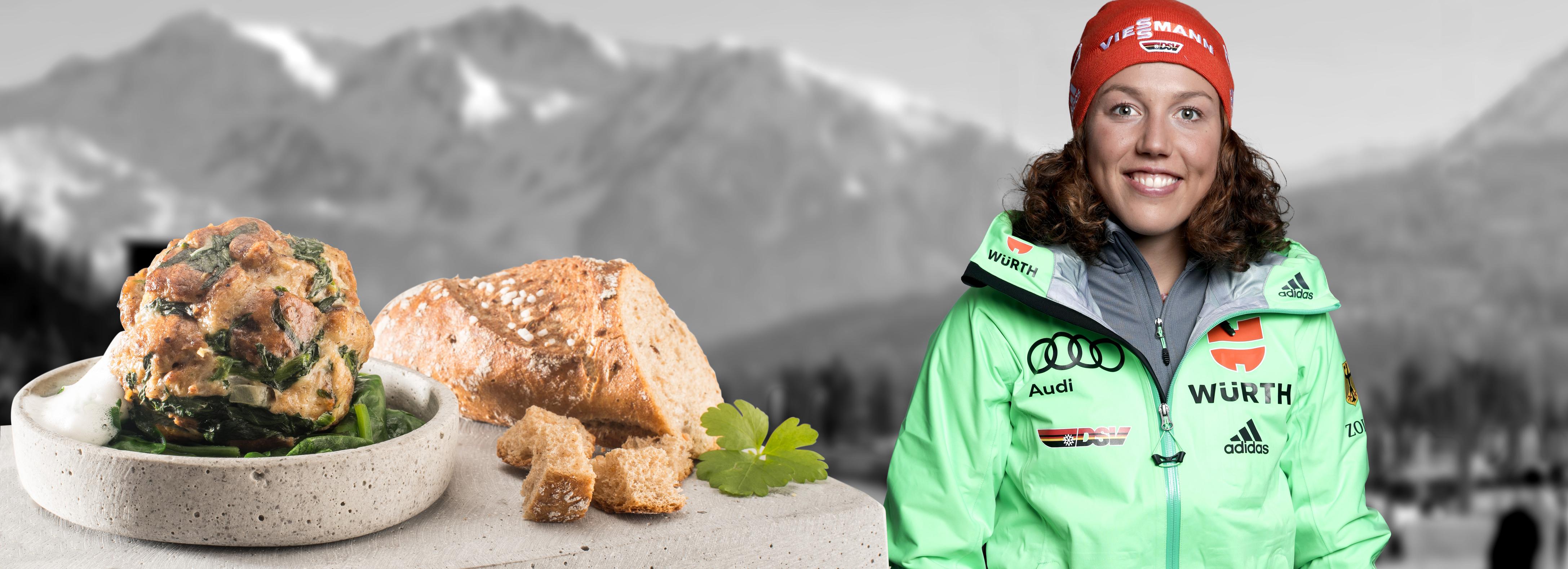 backaldrin, Kornspitz - Sportteam, Laura Dahlmeier
